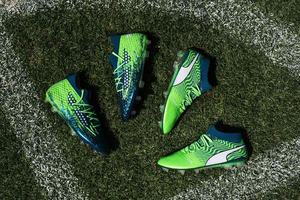 f2ec5232a PUMA has been killing it with their PUMA ONE and FUTURE, and the new Frenzy  Pack doesn't disappoint.