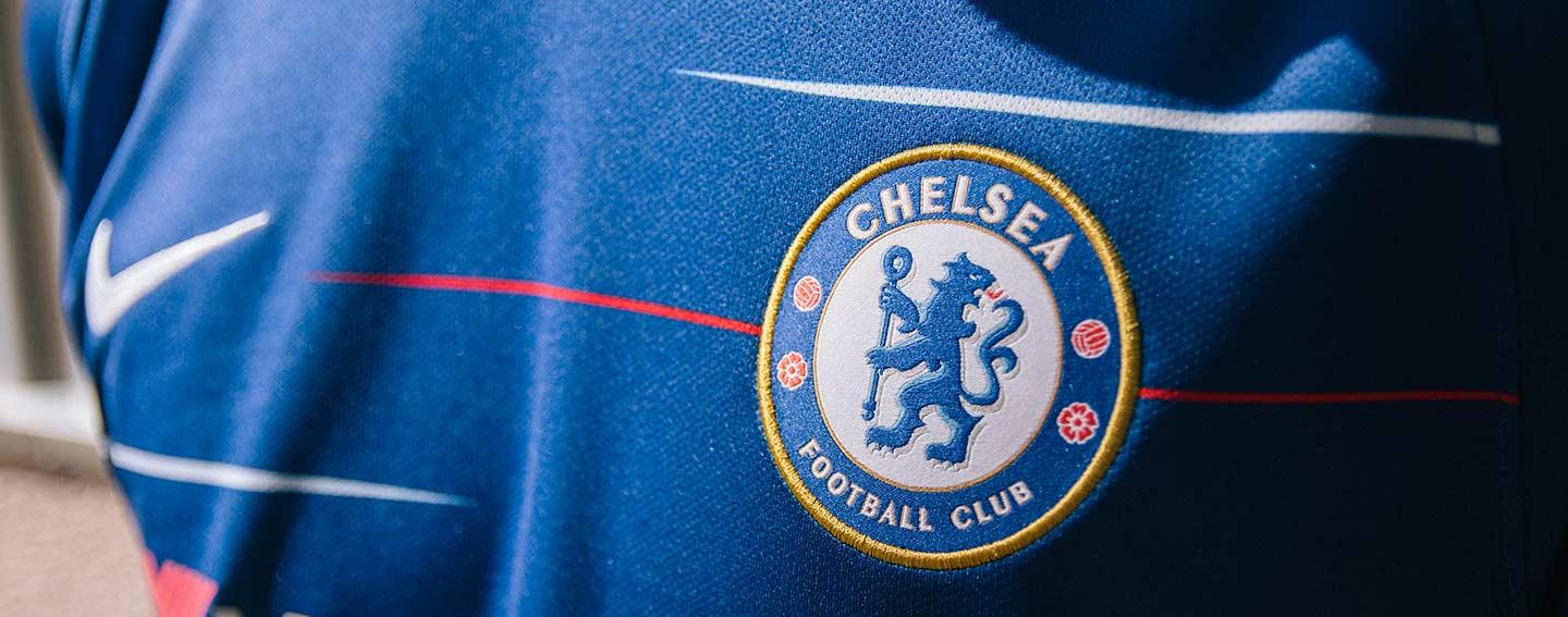 Blue is the color  Nike unveils 2018 19 Chelsea home kit 54a8c319a