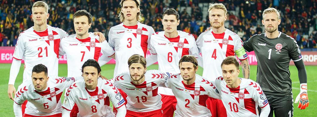 premium selection 8fa8e 3ff1f Official Hummels Denmark Soccer Jerseys & Team Gear | SOCCER.COM