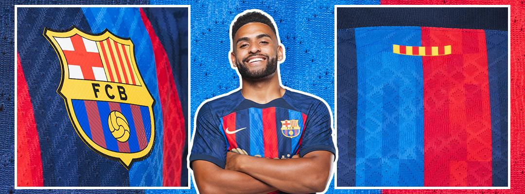 FC Barcelona Soccer Jerseys  0ff6ee97bfdfb