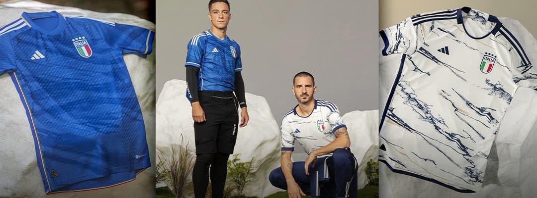 0355ead4e57 Italy National Team Soccer Jerseys