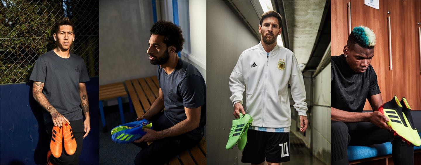 adidas World Cup Energy Mode Pack Players