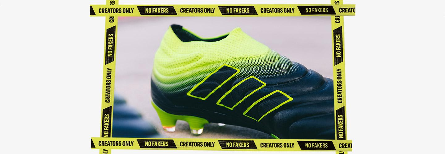 adidas Copa 19+ Firm Ground Soccer Cleat