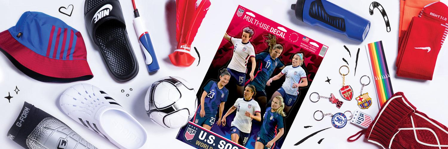 Gift Ideas For Soccer Players