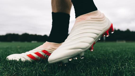 buy popular f9cce f2a73 Is the adidas Copa Laceless Meet adidas Copa 19+ and its Star Playmaker