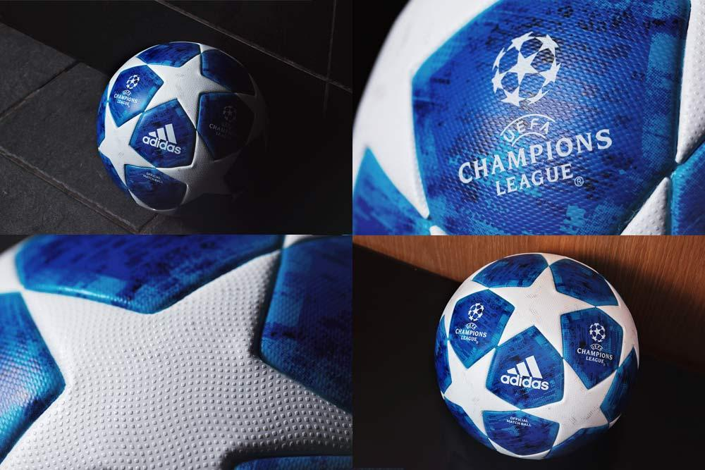 6ed0bce21 Introducing the adidas 2018/19 Champions League Official Match Ball ...