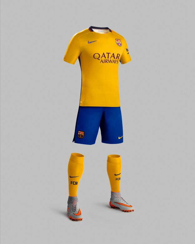 9221780951f Fa15_Club_Kits_PR_Match_Full_Body_A_Barcelona_R_HFR2_original-1. The away  collar calls back ...