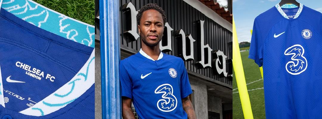 Nike Chelsea FC 2017/18 Home and Away Soccer Jerseys | SOCCER.COM