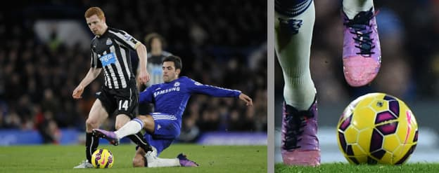 The English Premier League assist leader was the first player to don the  latest PUMA evoPOWER 1.2 1891c5ac689