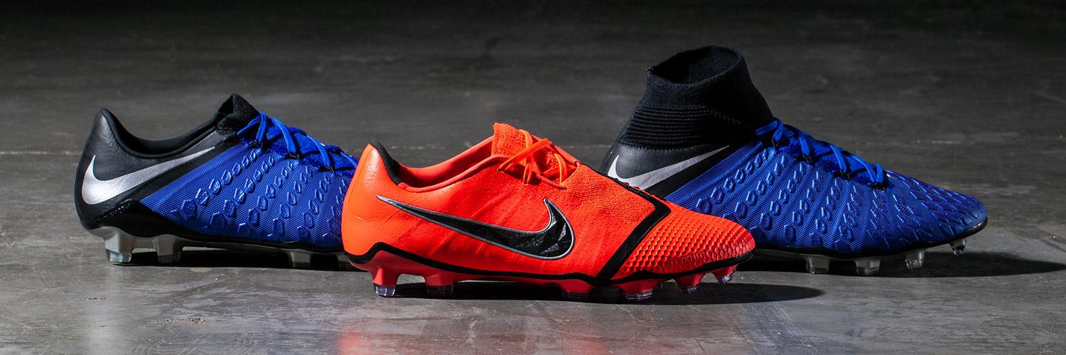 Nike Hypervenom and Phantom Venom Comparison
