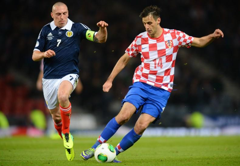 Scotland v Croatia - FIFA 2014 World Cup Qualifier
