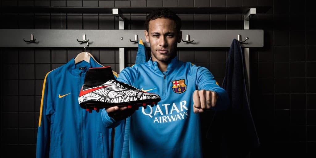 78ca69ecb Neymar s Ousadia Alegria Hypervenom Revealed