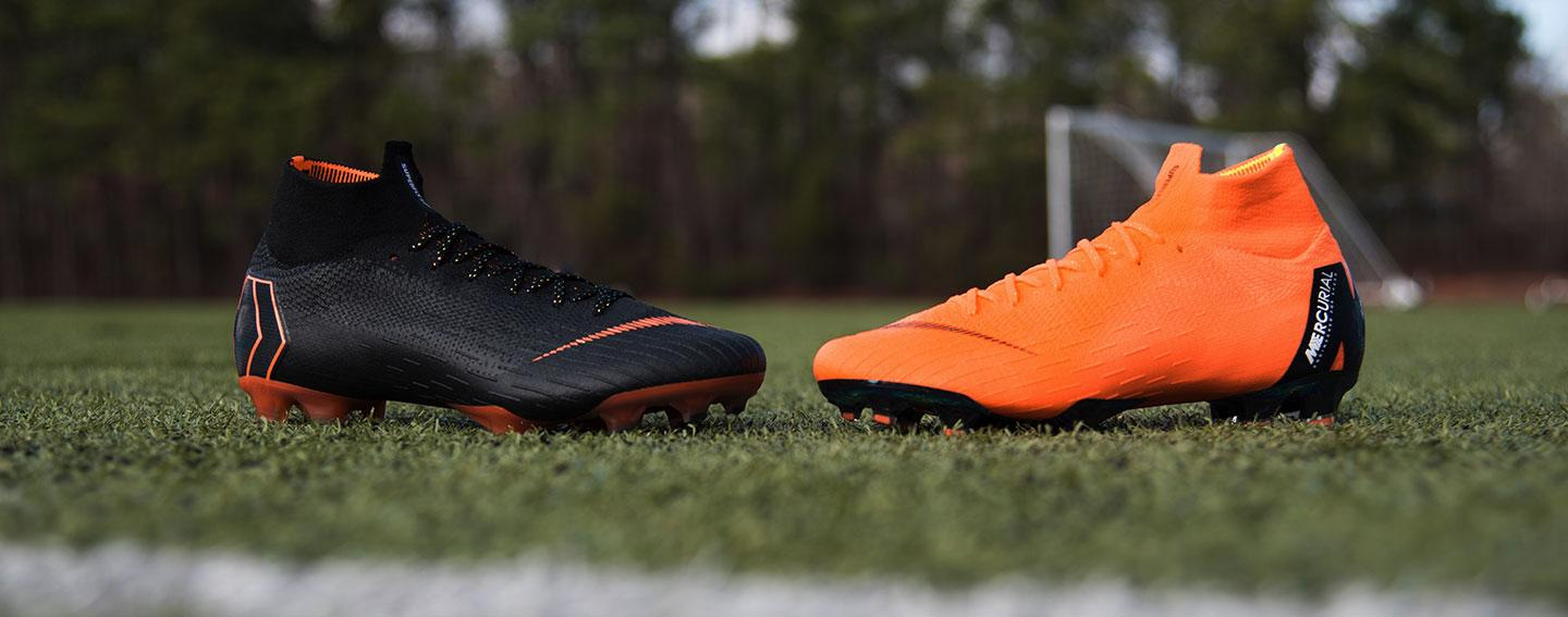 big sale 8f974 75848 Play Test Review  Nike Mercurial Superfly 6 and Vapor 12