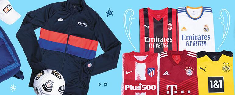 Gift ideas for soccer fans