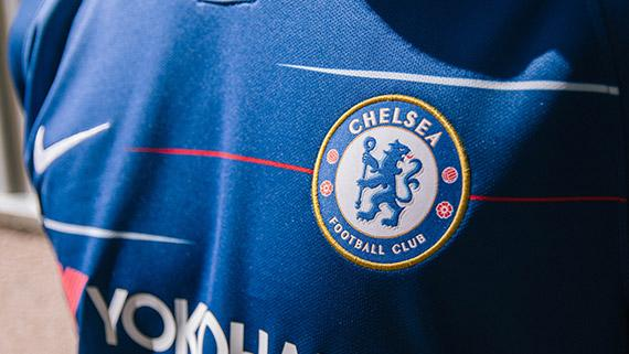 Blue is the color  Nike unveils 2018 19 Chelsea home kit 639b67d19