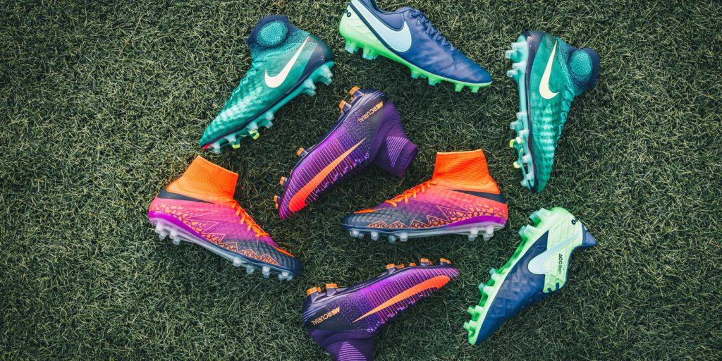 lowest price 04090 0673e Nike shines with new Floodlights Pack
