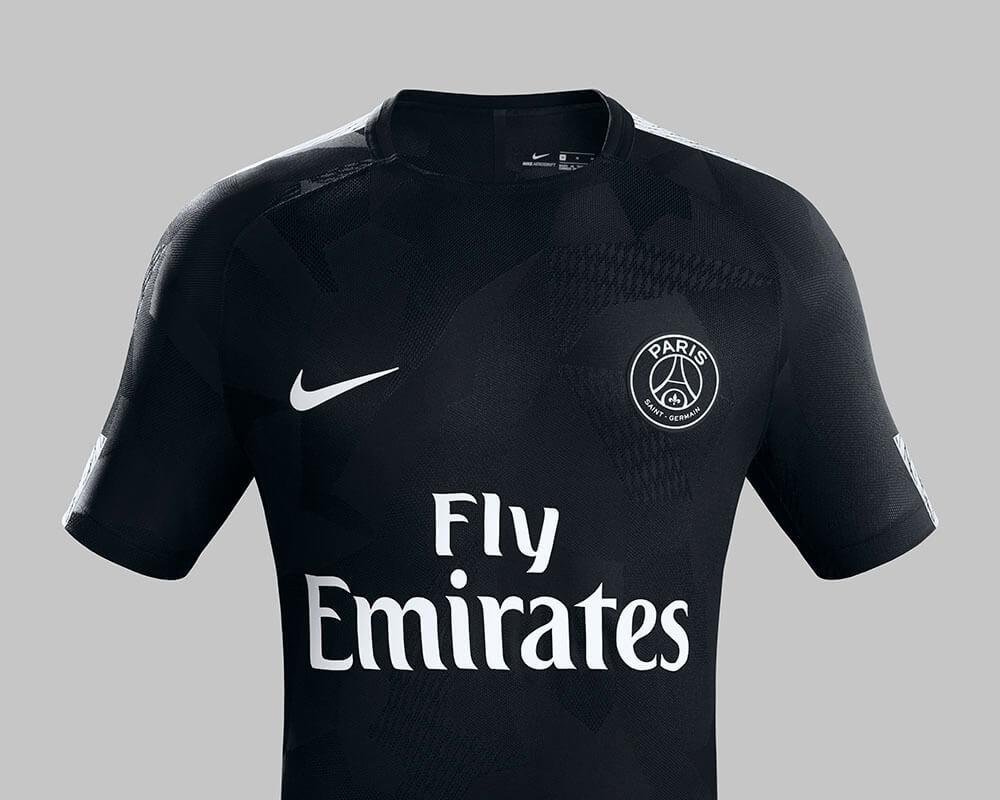 78425855b75 Nike launches 2017-18 PSG Third Kit