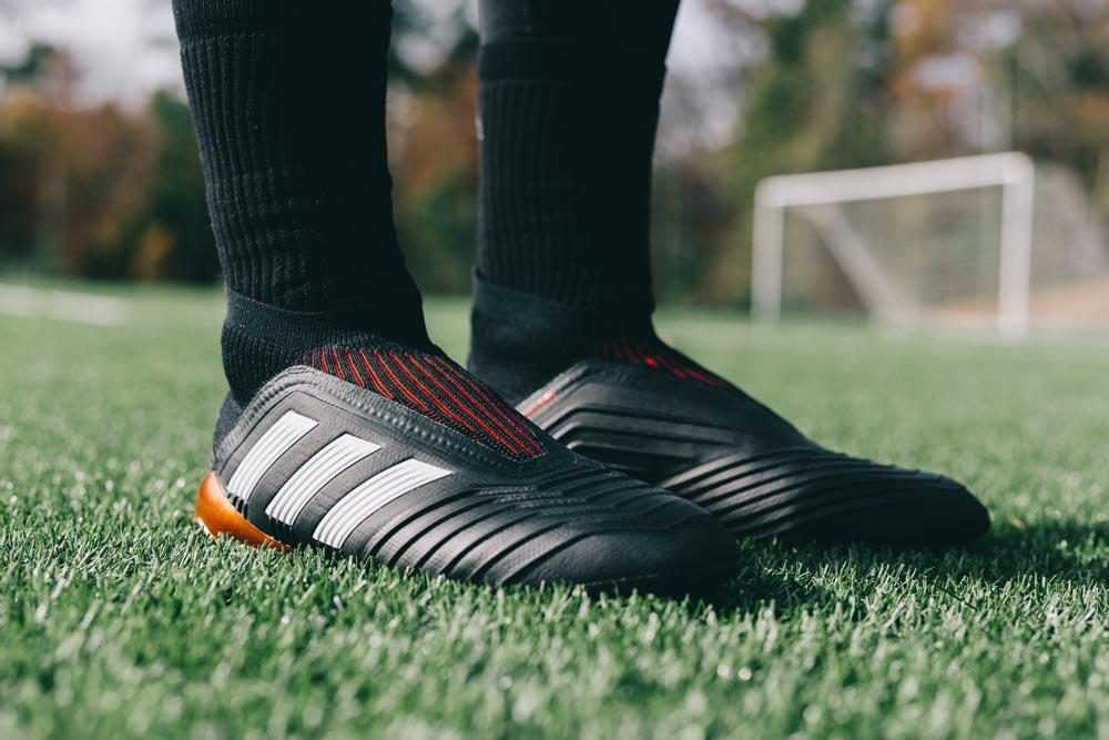 fca90734247c SOCCER.COM Exclusive Play Test Review of the new adidas Predator 18+ ...