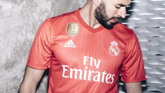 73cc82ee6 Real Madrid and Parley team up for 2018 19 adidas third jersey