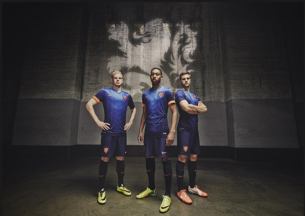 premium selection 5ccd5 50723 Nike reveals Netherlands 2014 Away Kit