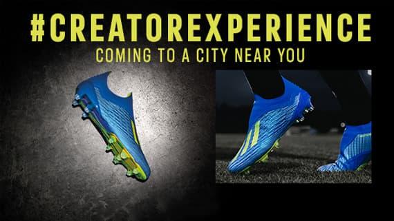 c5ff5efe50e682 Introducing the adidas Creator Experience