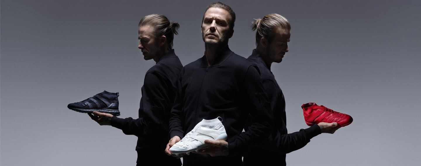adidas x David Beckham Capsule Collection