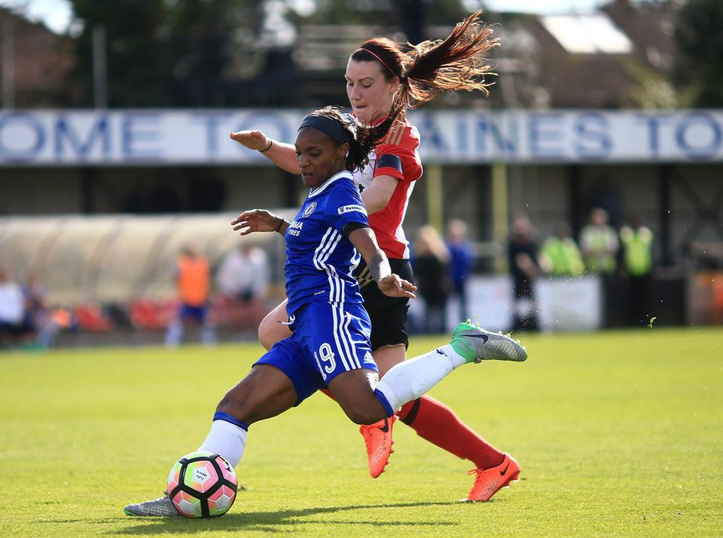 Chelsea Ladies v Sunderland Ladies: SSE FA Women's Cup, Sixth Round