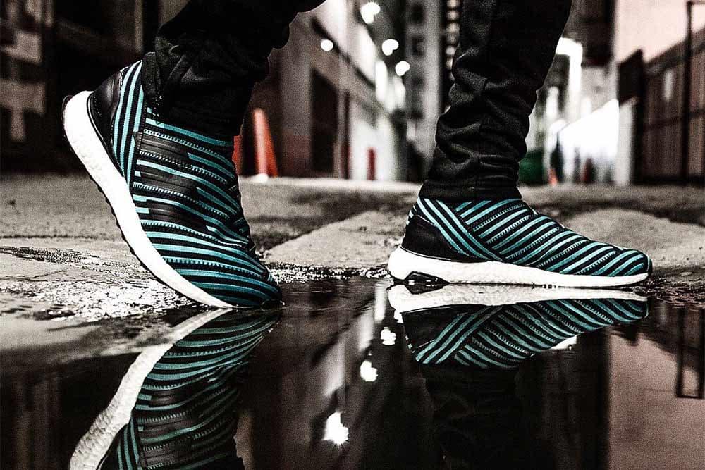 7fee086fd adidas reveals Ocean Storm Nemeziz 17+ Ultraboost