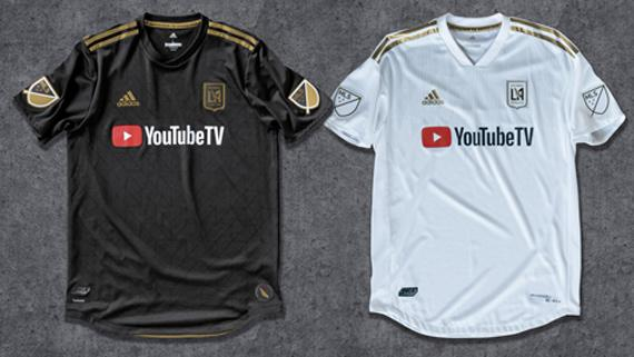 09257500d adidas LAFC Home Jersey 2018 | SOCCER.COM
