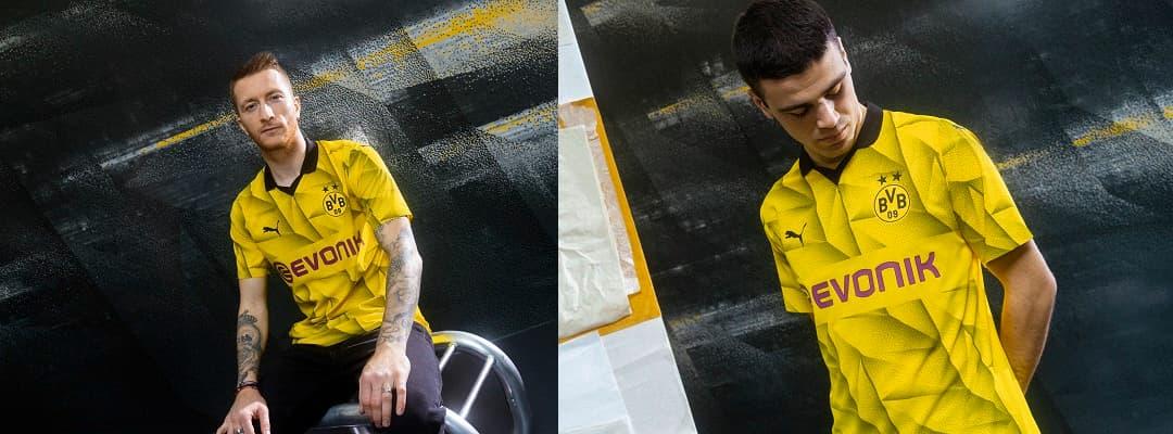 Borussia Dortmund Jersey Home Away Third Soccer Com