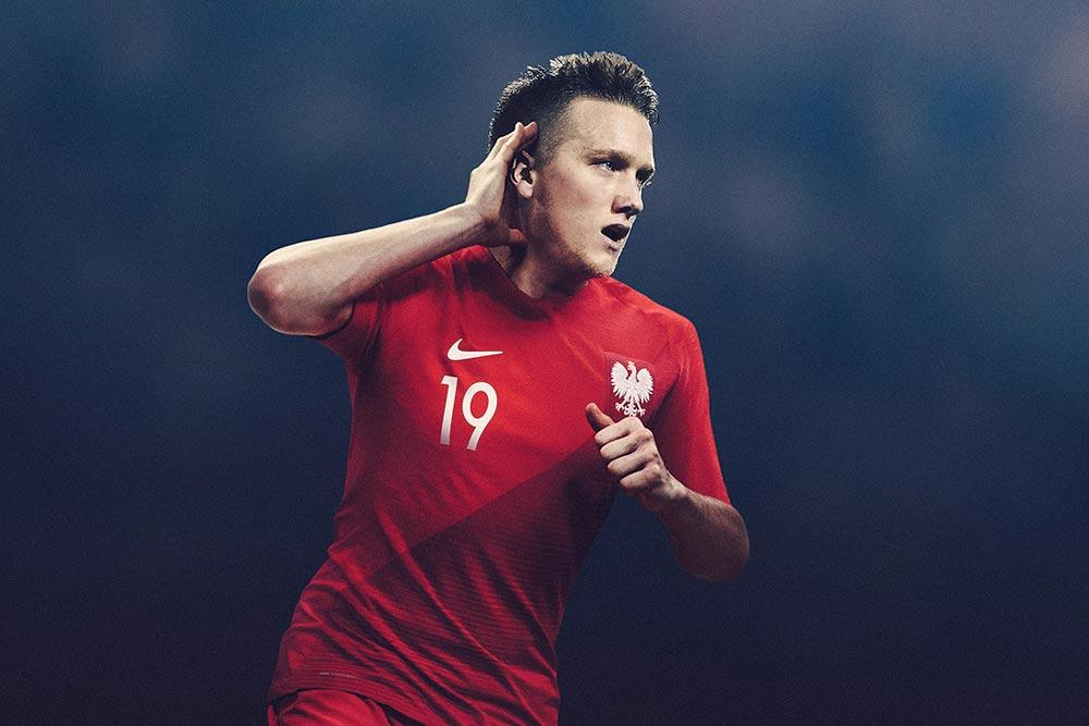 607f098e35c Nike drops 2018 Poland World Cup home and away kits