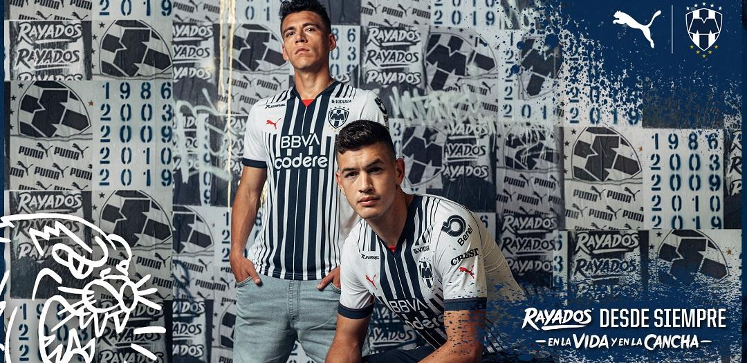 Shop Monterrey Jerseys, T-Shirts, and Hoodies at Soccer.com