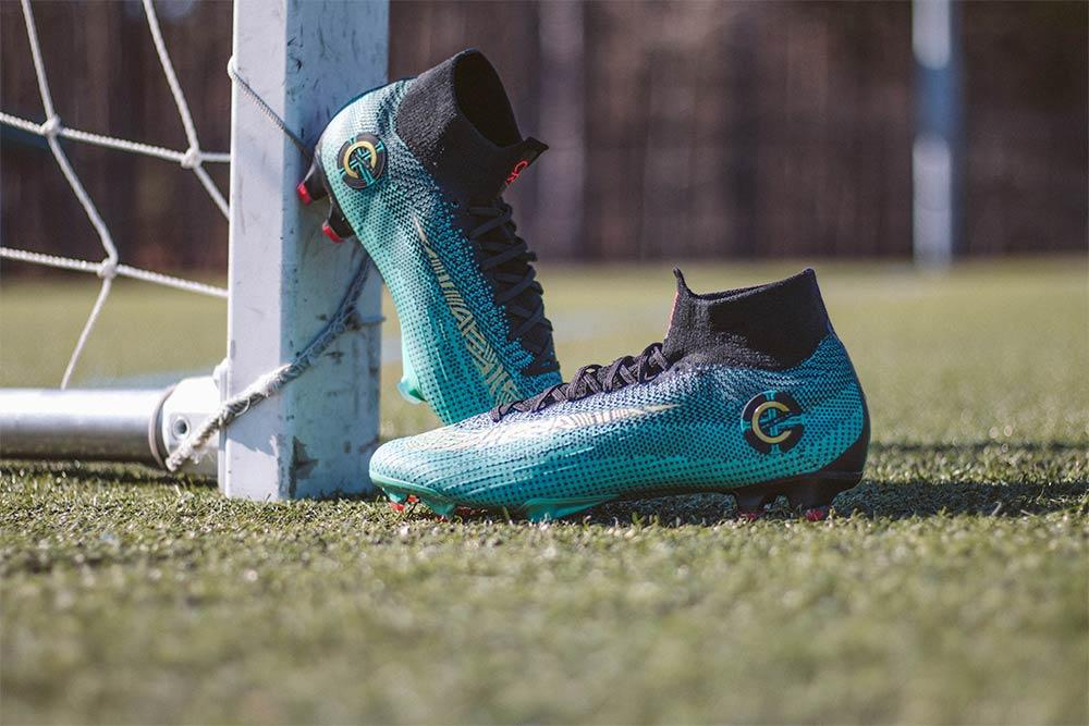 68573b935f The CR7 Chapter 6 dresses up Nike's new Mercurial 360 design for the best  player in the world, just in time for the largest sports event in the world  - the ...