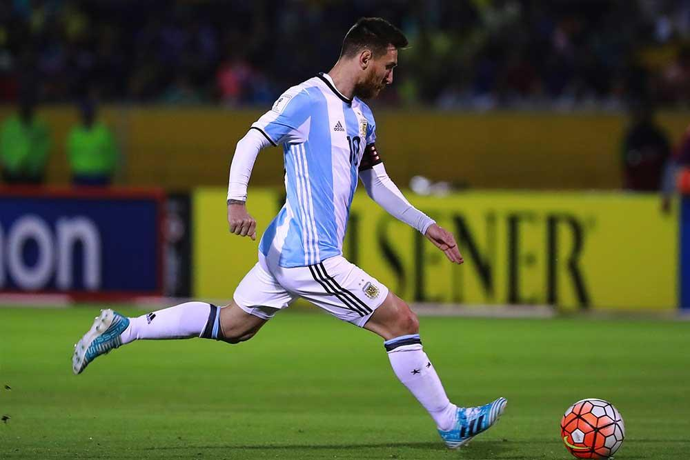 7a5a51db2 What is there to say about Messi that hasn t been said already  He s the  third-most capped player for Argentina with 123