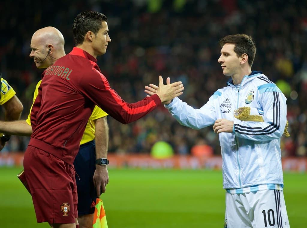 Lionel Messi broke down in tears in Barcelonas Anfield