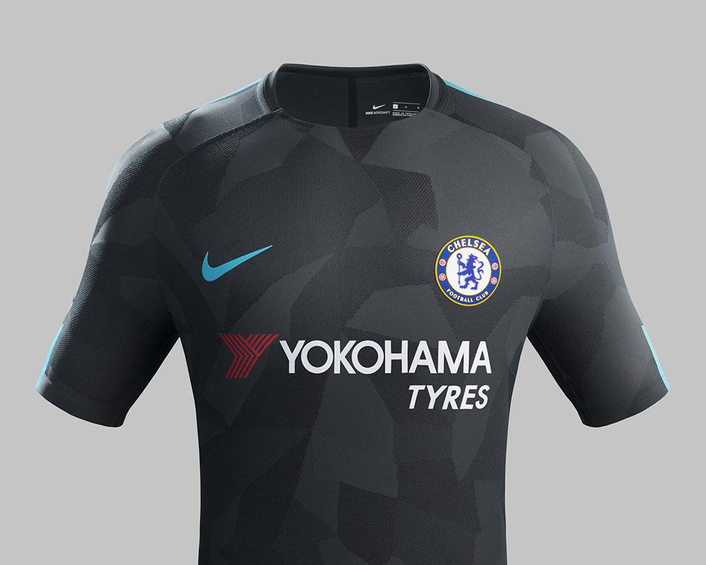 Nike Chelsea Third Jersey 17/18