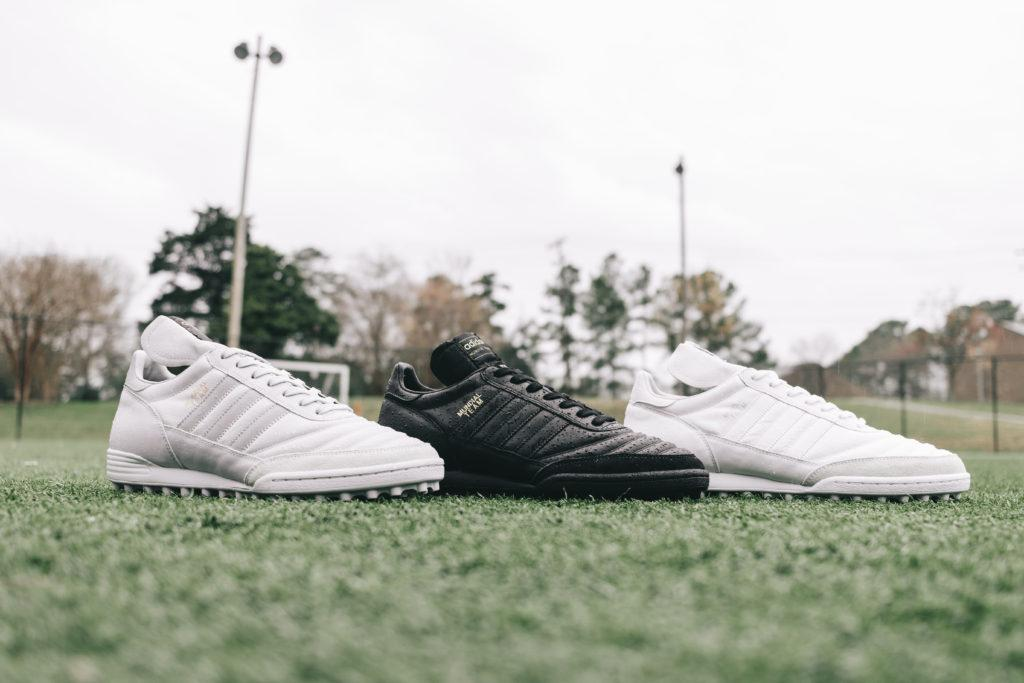 sneakers for cheap 084ba 32eed adidas Mundial Gets a Modern Makeover