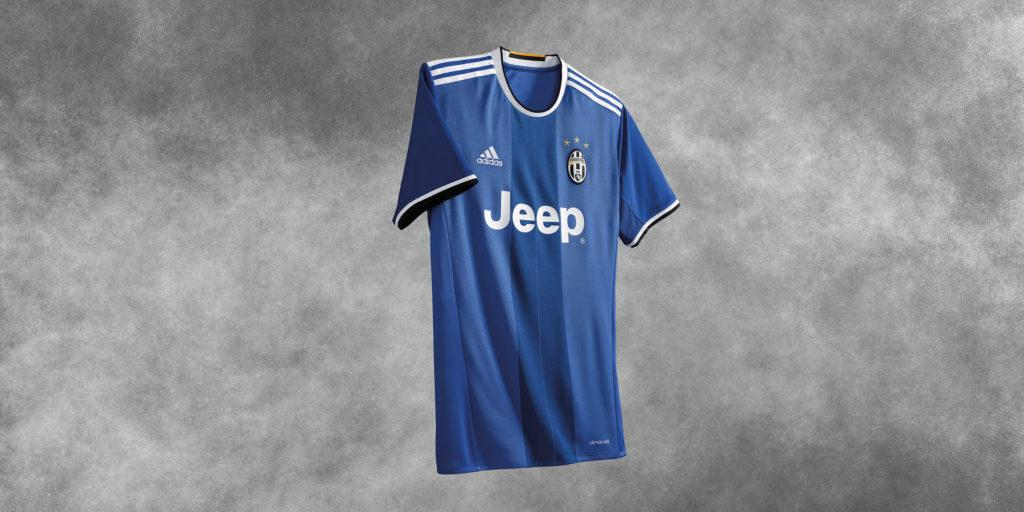 online store 9e63a ca55a Juventus shows Italian pride with 16/17 adidas away jerseys