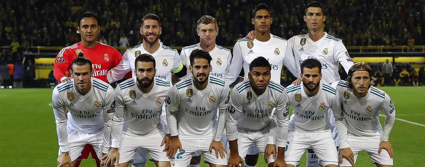5d6bd59e9 History of the Real Madrid Kit
