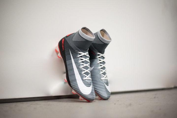 sports shoes f559a d6b24 The Mercurial takes one of the most iconic models as its inspiration — the Air  Max 90. Featuring the biggest Nike Air pocket ever put in a shoe, ...